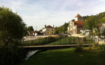 Prix de l'aménagement urbain 2011 : Gy-l'Evêque