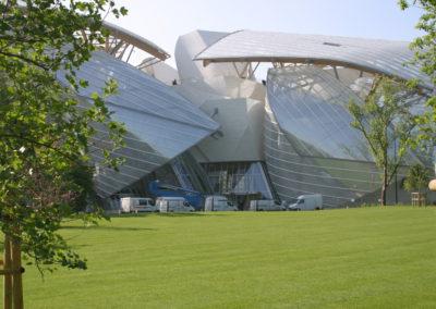 PARIS Fondation Louis Vuitton
