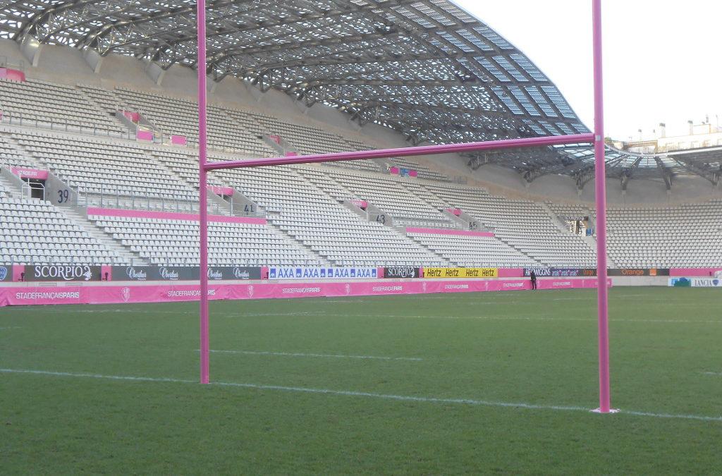 PARIS – Stade Jean Bouin