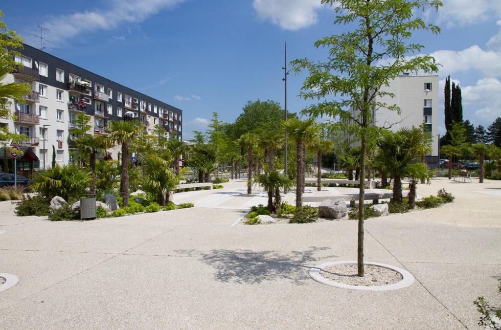 MANTES LA JOLIE – Quartier des Inventeurs