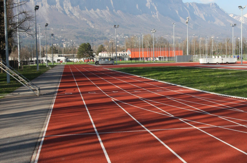 GRENOBLE – Complexe sportif du campus universitaire