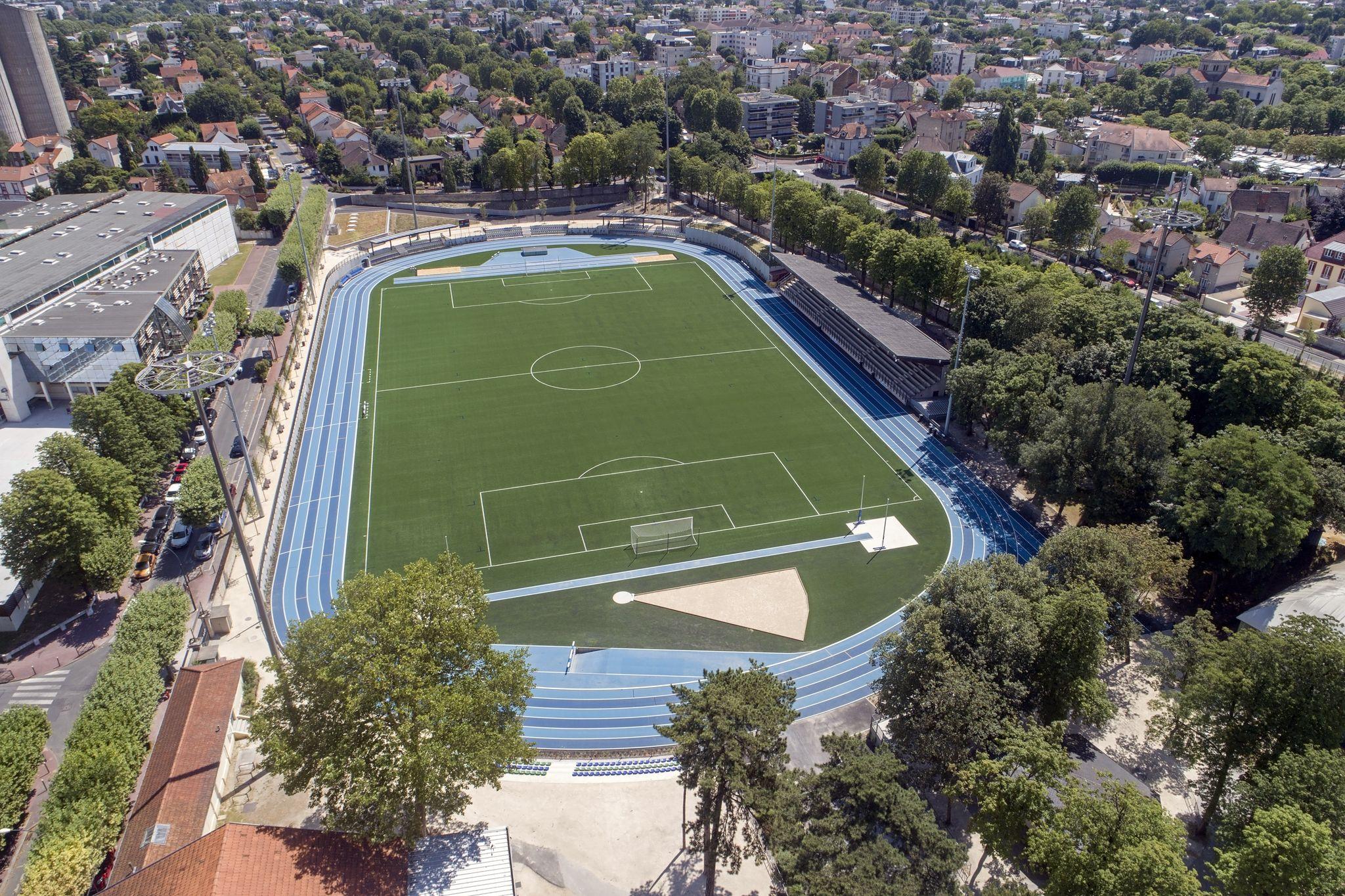 Stade Chéron - Saint Maur des fossés